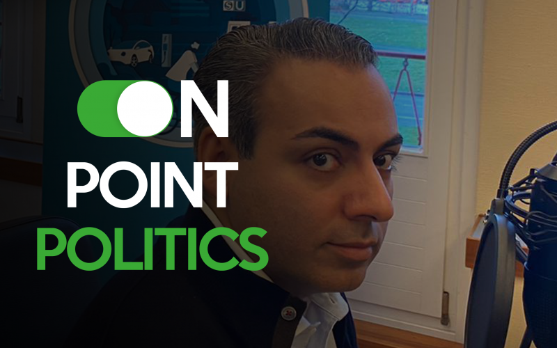 Cover für EP03: Danial Ilkhanipour bei OnPoint Politics